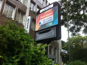 Porto Alegre seguirá sem relógios de rua por tempo indeterminado | Foto: Rodrigo Celente / Especial / CP