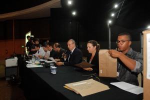 Abertura das propostas para a licitação foi realizada nesta sexta-feira, 12 Foto: Betina Carcuchinski/PMPA