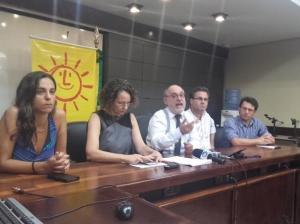 PSol reitera mobilização contra reajuste e marca protesto para segunda | Foto: Mauren Xavier / Especial / CP