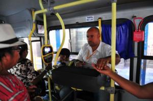 Tarifa de ônibus em Porto Alegre deve ficar entre R$ 3,70 e R$ 3,80 | Foto: Ricardo Giusti / CP Memória