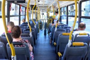 Prefeitura de Porto Alegre vai contestar pedido para subsidiar passagem de ônibus | Foto: Samuel Maciel /CP Memória