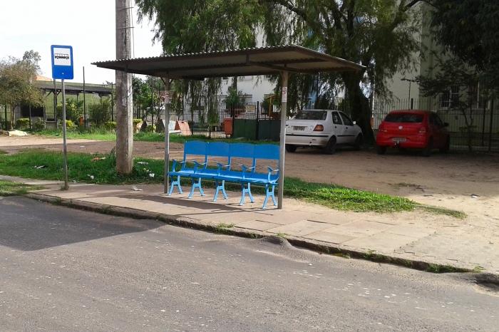 Foto: Divulgação/PMPA Todas as paradas estão localizadas nas imediações da Arena Tricolor