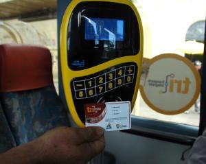 Créditos para cartão TRI podem ser comprados via internet a partir de hoje | Foto: Ricardo Giusti / CP Memória