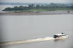 Dmae considera a água captada do Rio Guaíba como potável | Foto: Pedro Revillion / CP Memória