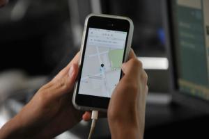 Uber continua funcionando em Porto Alegre   Foto: Ricardo Giusti / CP Memória