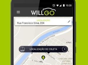 WillGo, novo aplicativo de caronas pagas começa a operar nesta terça em Porto Alegre   Foto: Reprodução / CP