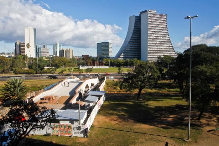 Edital das obras no Largo dos Açorianos será publicado nesta quarta-feira, 20 Foto: Joel Vargas/PMPA