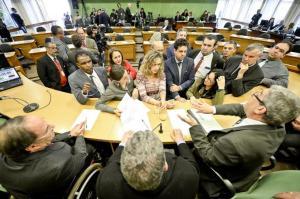 Câmara aprova parecer de projeto que regulamenta Uber em Porto Alegre | Foto: Guilherme Almeida / CMPA / CP