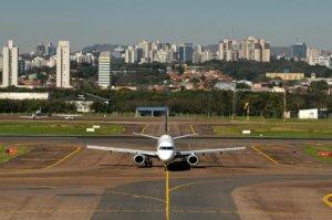 Edital de concessão do Aeroporto Salgado Filho deve ser publicado em outubro | Foto: Samuel Maciel / CP Memória