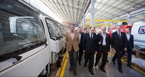 Unidade temporária da empresa, em Caxias do Sul, acolheu o evento