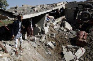 Iêmen está imerso em uma guerra civil que já matou milhares de pessoas | Foto: Mohammed Huwais / AFP / CP