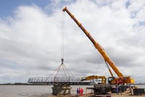 Obras de revitalização da Fase I estão com 60% dos trabalhos concluídos Foto: Ricardo Giusti/PMPA