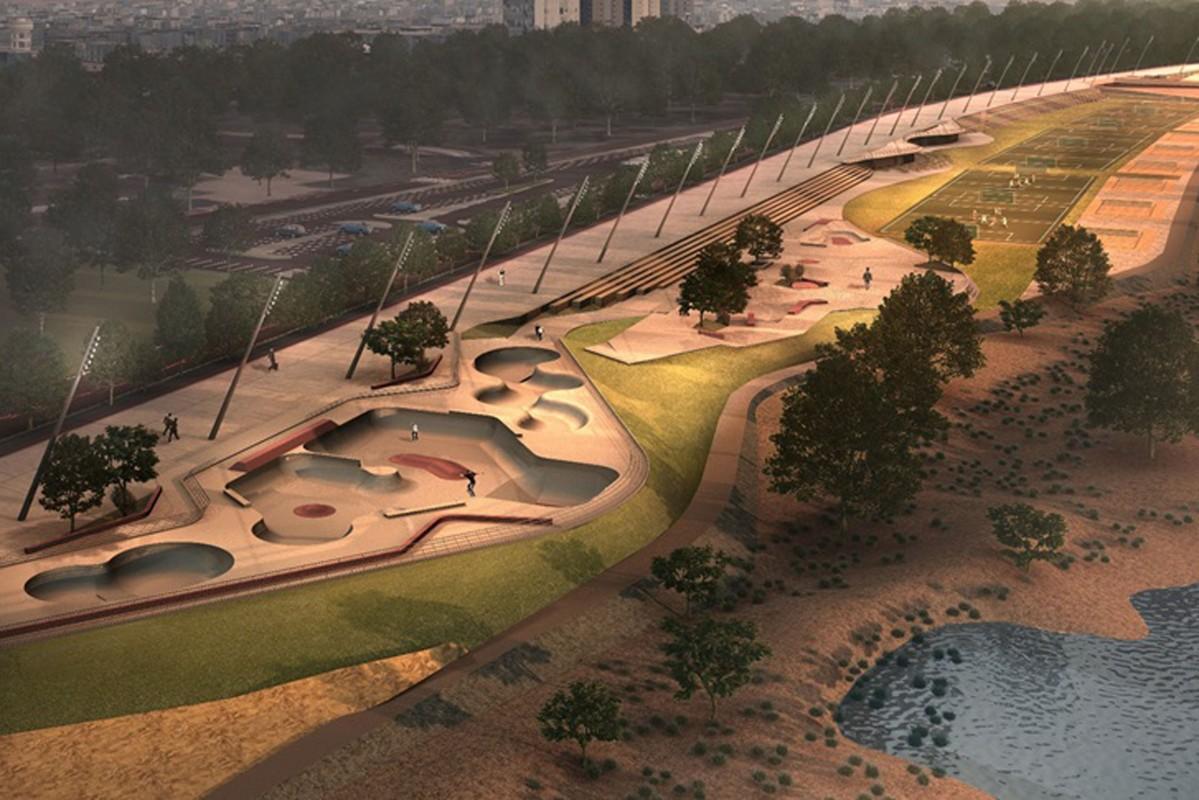 Acordo com Nações Unidas viabiliza obras do Parque da Orla