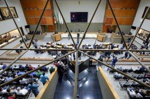 Câmara aprova lei que regulamenta transporte por aplicativos em Porto Alegre   Foto: Elson Sempé Pedroso / CMPA / CP