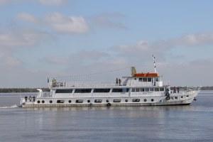 Embarcação retoma operação com novidades a partir desta quarta-feira, 12 Foto: Ricardo Giusti/PMPA