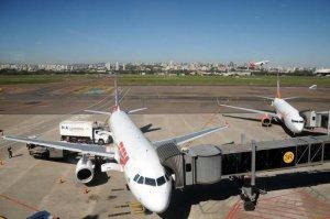 Objetivo é repassar administração dos aeroportos de Porto Alegre, Fortaleza, Florianópolis e Salvador à iniciativa privada | Foto: Samuel Maciel / CP Memória