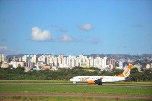 Portaria da Aeronáutica flexibilizou a altura, que antes ficava limitara a 48 metros de altitude em Porto Alegre | Foto: André Ávila / CP Memória