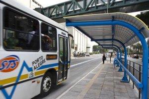 Porto Alegre terá dois novos corredores de ônibus a partir desta quinta | Foto: Joel Vargas / PMPA / CP