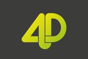Logo do projeto de revitalização do 4º Distrito Foto: Divulgação/PMPA