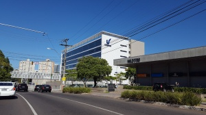 UNISINOS - Campus Porto Alegre. Foto: Gilberto Simon.
