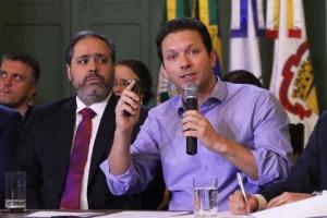 Prefeito detalhou crise financeira e dívida de Porto Alegre | Foto: Luciano Lanes / PMPA / CP