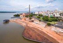Saneamento é um dos setores estratégicos para a atração de investimentosFoto: Luciano Lanes/ PMPA