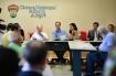 Vereadores ouviram queixas de usuários(Foto: Carolina Andriola/CMPA)