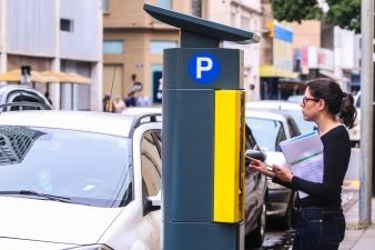 EPTC - Operação da nova Área Azul de Porto Alegre
