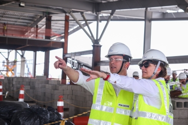 GP - Vistoria das obras do Aeroporto Internacional Salgado Filho