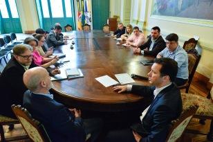 GP - Reunião sobre o Cercamento Eletrônico