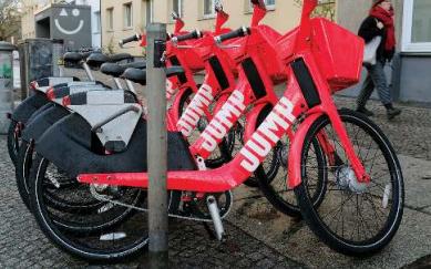bike-uber