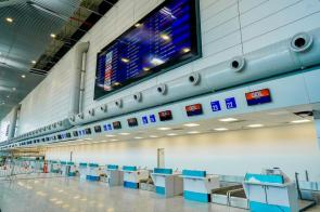 GCS - Obras de expansão da nova área do Aeroporto Internaciona