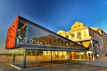 SMDE - Instalações da nova bilheteria para turismo aquaviário