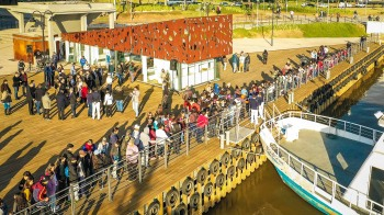 GP - Inauguração da Nova Bilheteria do Atracadouro Turístico