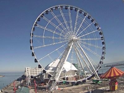 Roda-gigante-de-Chicago
