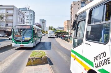 SMIM - Corredores de ônibus Av João Pessoa