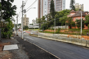 SMIM - Liberado o trânsito na alça de acesso Norte/bairro da T
